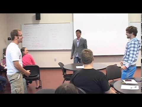 Centralia College Speech - Attention Grabber Exemplar