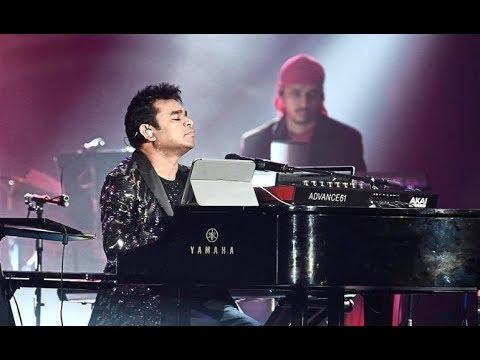 Tere Bina AR Rahman Live Concert