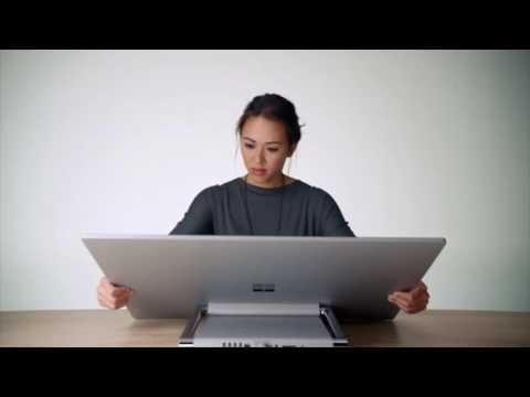 Microsoft Presenta Surface Studio, Su Nuevo Computador De Escritorio