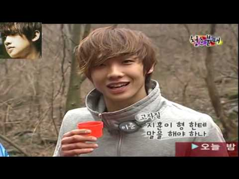 [Rain(Bi)TV] Joon (MBLAQ) talking  about Rain in TV show