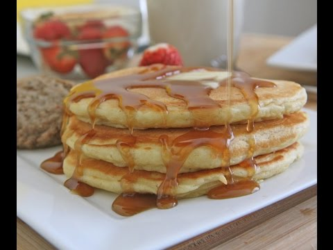How To Make Fluffy Buttermilk Pancakes Recipe