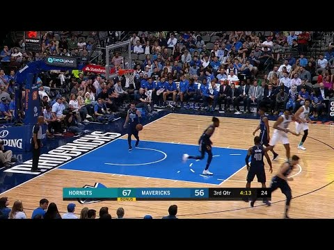 3rd Quarter, One Box Video: Dallas Mavericks Vs. Charlotte Hornets