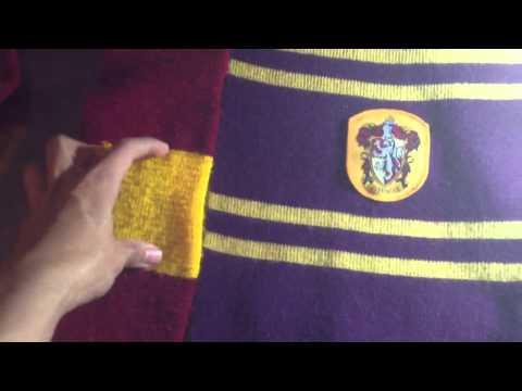 Bufandas scarf Gryffindor Harry Potter spanish