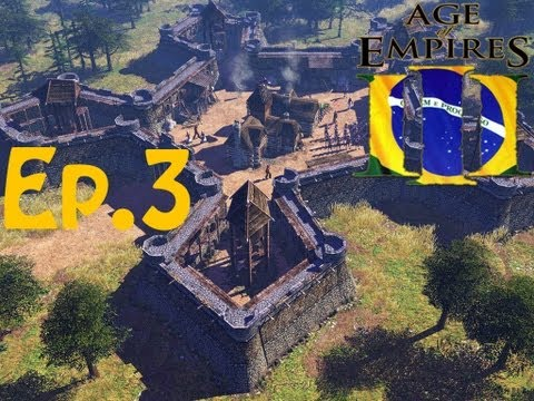 Age Of Empires 3 - Ep.3 Ato 1 - O Biscoito [PT-BR]