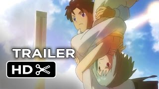 Sakasama no Patema - Patema Inverted Official Trailer 1 (2014) - Animated Movie HD
