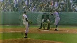 1967 Boston Red Sox - The Impossible Dream - Jim Lonborg - Yaz - Tony C - Rico Petrocelli