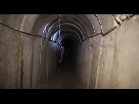 Gaza's Terror Tunnels