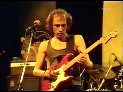 Dire Straits - Sultans Of Swing 1979 Live Video