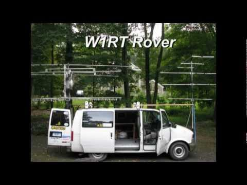 K1RA @ W1RT Rover ARRL Sept. VHF 2012