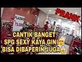 CARA GOMBALIN CEWEK CANTIK(SPG MATAHARI) SAMPE BAPER - PRANK INDONESIA