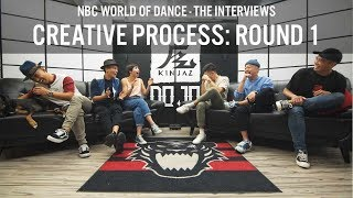 NBC World of Dance - The Interviews Ep. 2