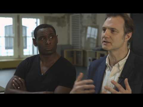 David Harewood and David Morrissey Talk to The Act For Change Project