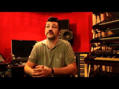 Interview : Arnaud Rebotini / Blackstrobe Records / Someone Gave Me Religion
