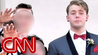 Student speaks out against Nazi salute photo