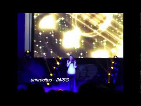 Sarah Geronimo - 24/SG Concert - I Surrender Music Videos
