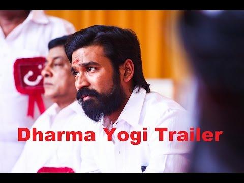Dharma Yogi - Official Telugu Trailer | Dhanush, Trisha