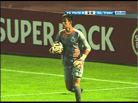 Futebol: FC Porto B-Acad�mico de Viseu, 3-2 (Segunda Liga, 16.� jornada, 29/11/2014)