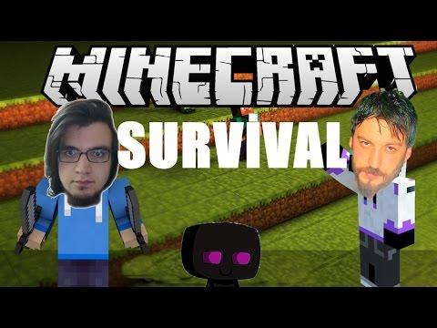 Yeni Macera | Minecraft Türkçe Survival Multiplayer | Bölüm 1