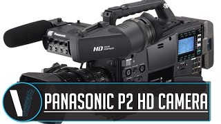 Panasonic P2 HD Camera review