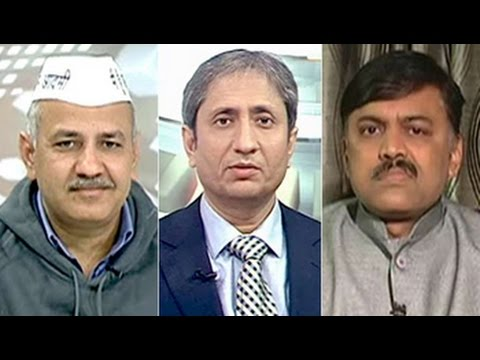 BJP gets its charismatic candidate for Delhi polls?