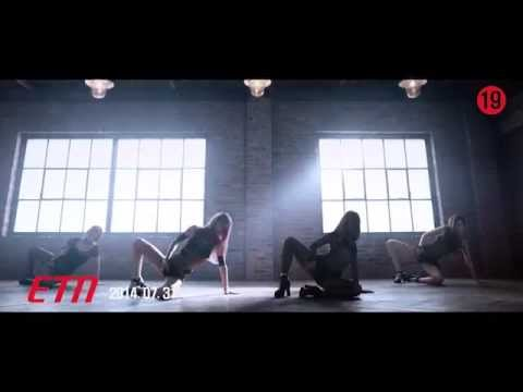 (Official Music Video)포엘(Four Ladies_4L) - Move(무브)MV_Teaser (Team Dance Version)