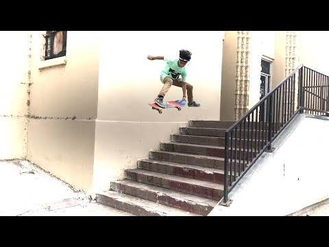 NEW SKATE COMPANY ADDITION ??? - NKA VIDS -