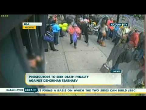 Prosecutors to seek death penalty against Dzhokhar Tsarnaev