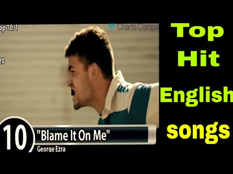 Top 10  English Songs Of The Week   Uk Singles Chart video