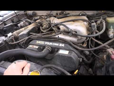 3rd gen 1996-2002 Toyota 4runner motor review 5VZ-FE