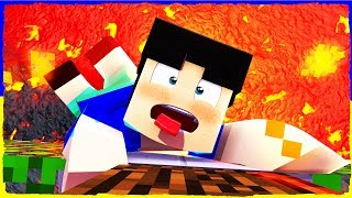Minecraft - WE BECOME LAVA!