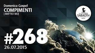 Domenica Gospel @ Milano | COMPIMENTI - Matteo Mo | 26.07.2015