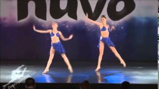 Dance moms two sapphires - Audioswap (Skinny Love)