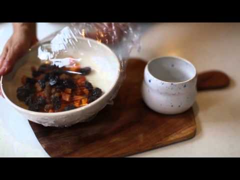 Brillat Savarin Cheese Recipe with Will Studd- Baked with Boozy Fruit