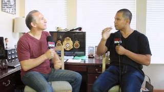 Ray Mancini on Ronda Rousey, and the growth of MMA vs Boxing