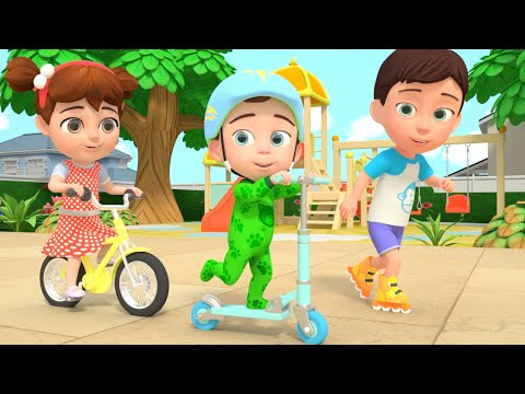 Download  Never Give Up Nursery Rhymes | Motivation Song For Kids Gratis, download lagu terbaru