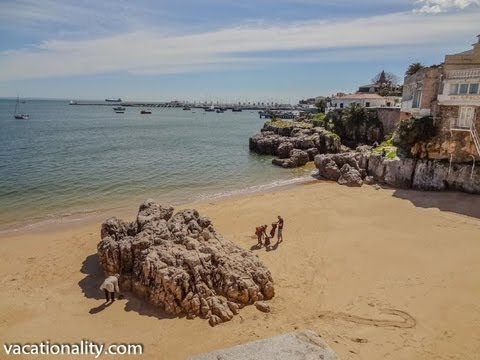 Amazing Beaches and views in beautiful Cascais. Portugal. Part 3
