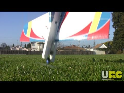 Great Planes Yak-55 EP 3D RC plane: Newbie's first maiden