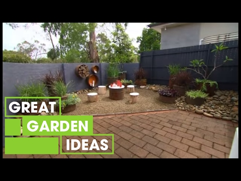 Diy budget garden makeover ep 1 youtube Australia home and garden tv show