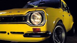 FORD ESCORT MK1 RS2000 - touches the heart and soul