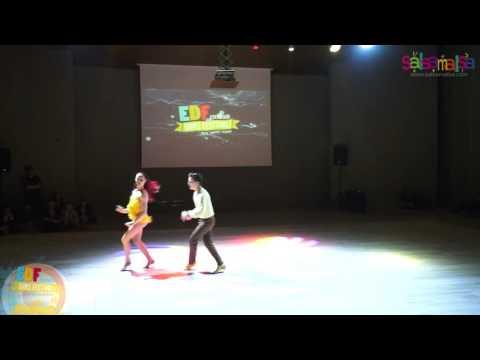 Roberto & Ivana Dance Performance - EDF 2016