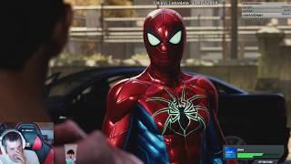 Marvel's Spiderman PS4 ep.13 -  Lio en la Estacion Central