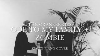 Download Lagu The Cranberries (Bad Wolves) - Ode To My Family + Zombie (Piano Cover) [Dolores O'Riordan Tribute] Gratis STAFABAND