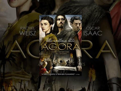 Agora is listed (or ranked) 12 on the list The Best Roman Movies