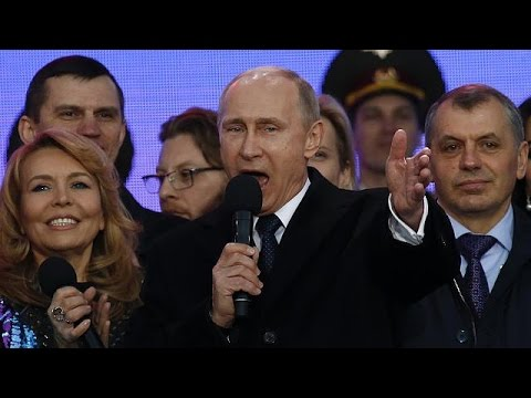 Putin: Russia regained 'historic roots' with Crimea annexation
