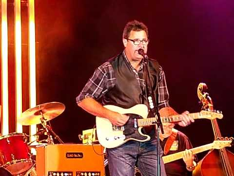 Liza Jane - Vince Gill LIVE at the Moncton Casino