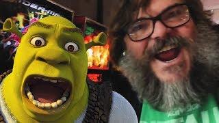 Jack Black sings All Star | Shrek Theme Song (Jablinski Games)