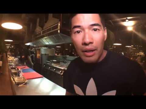 [Live สด!!] วูดดี้ ลงมือทำอาหารกับเชฟสุดหล่อ เชฟยีสต์  เชฟที่ฮอตที่สุดในโลกโซเชียล!