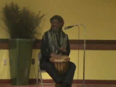 "BABA YOGA BEY; ""WHO HAS THE POWER?"" @ GATE CITY HERITAGE SCHOOL 30TH ANNIVERSARY BANQUET"