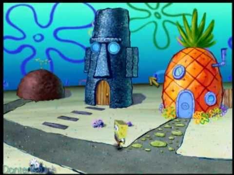 Lets play the spongebob squarepants movie video game pc edition