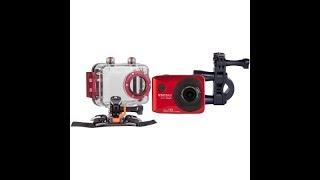 Vivitar 12.1MP Full HD Waterproof Action Camcorder Review